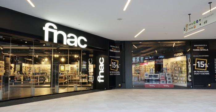 Fnac inaugura una nueva tienda en Sevilla | Marrón y Blanco