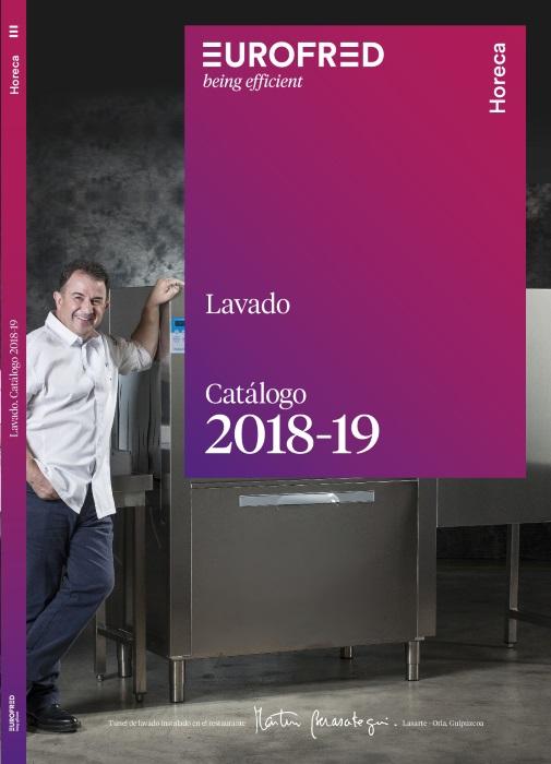 b80e0dd2cc9c Eurofred presenta el nuevo catálogo de sistemas de lavado de ...