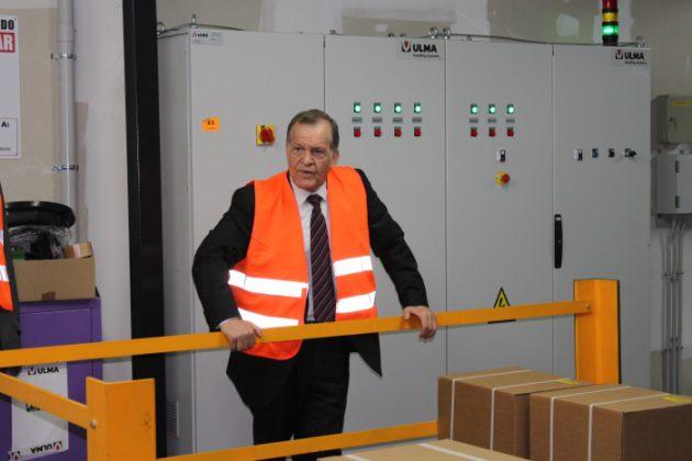 José Antonio Rodríguez, gerente de Candelsa