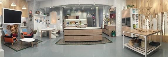 Cocina Bruno | Conforama Equipa Con Mobiliario De Cocina Los Programas De Karlos