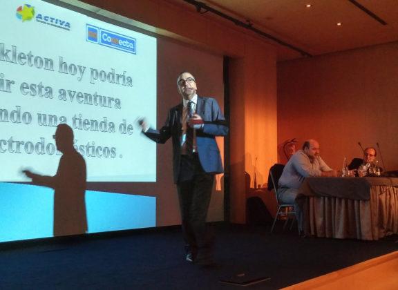 Convencion Activa Distribucio 2014 Daniel Saborido