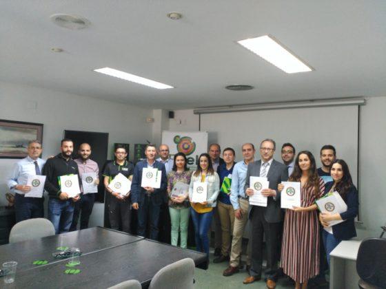 FAEL reconoce a nuevos establecimientos con el certificado eco-responsable
