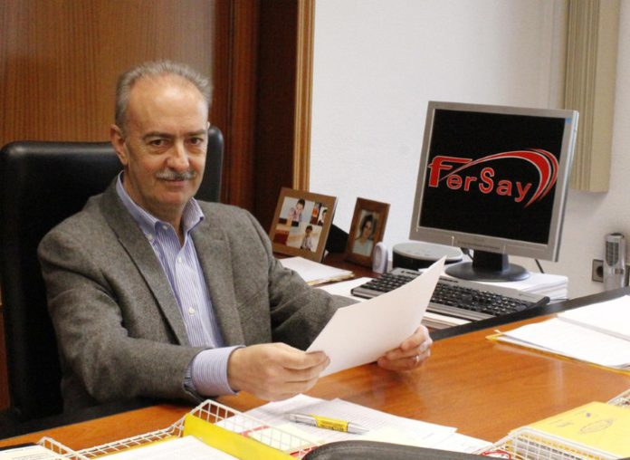 José Carrasco, director general de Fersay