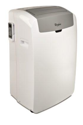 La tecnología 6th Sense, protagonista de la gama de aire acondicionado de Whirlpool, portátil