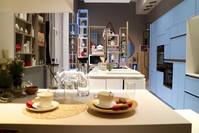 Aeg equipa las cocinas de l nea 3 y dica en casa decor - Linea 3 cocinas ...