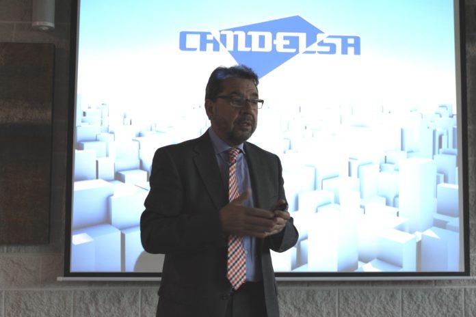Pau Chaves, director comercial de Candelsa