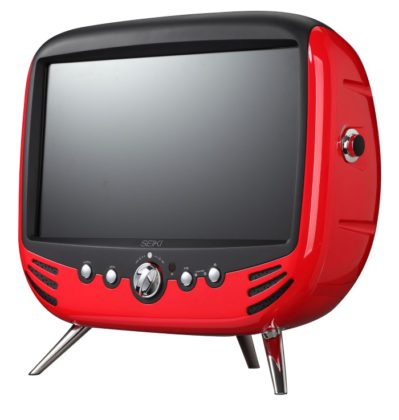 Seiki Retro Design HDTV (1)