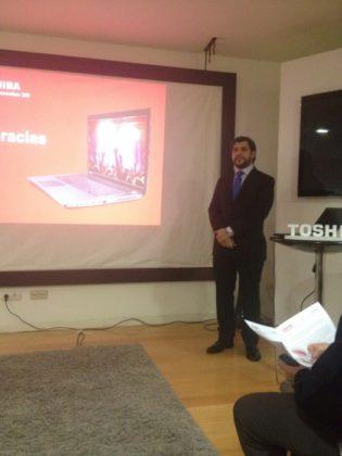 Toshiba Enrique Nistal